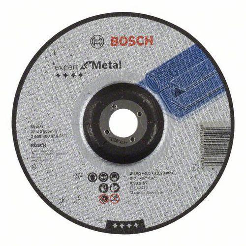 Bosch - Řezný kotouč profilovaný Expert for Metal A 30 S BF, 180 mm, 3,0 mm, 25 BAL