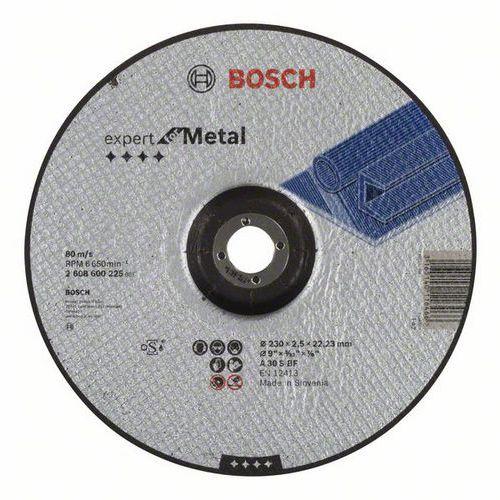 Bosch - Řezný kotouč profilovaný Expert for Metal A 30 S BF, 230 mm, 2,5 mm, 25 BAL