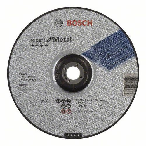 Bosch - Řezný kotouč profilovaný Expert for Metal A 30 S BF, 230 mm, 3,0 mm, 25 BAL