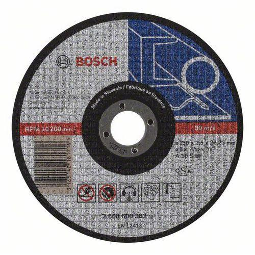 Bosch - Řezný kotouč rovný Expert for Metal A 30 S BF, 150 mm, 2,5 mm, 25 BAL