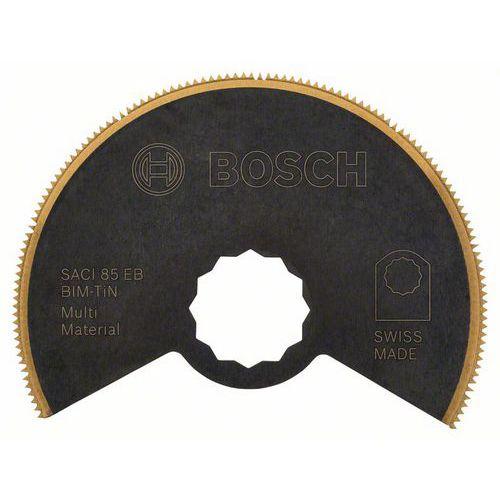 Bosch - Segmentový pilový kotouč BIM SACI 85 EB Multi Material 85 mm