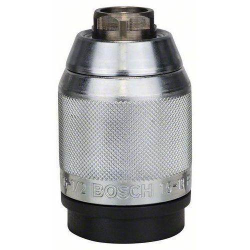 Bosch - Rychloupínací sklíčidlo matně chromované 1,5-13 mm, 1/2&