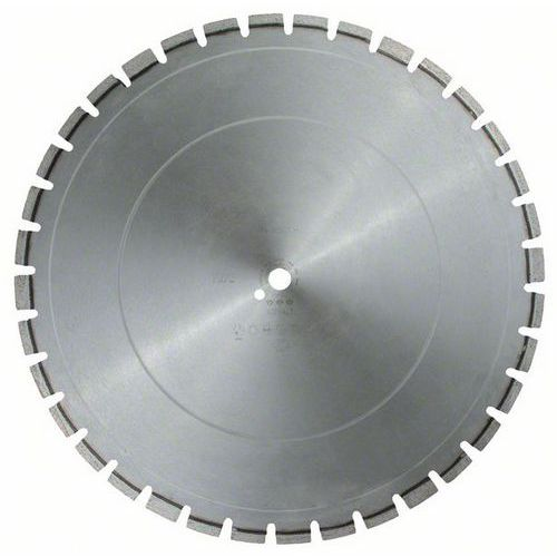 Bosch - Diamantový řezný kotouč Best for Asphalt 600 x 25,40 x 3