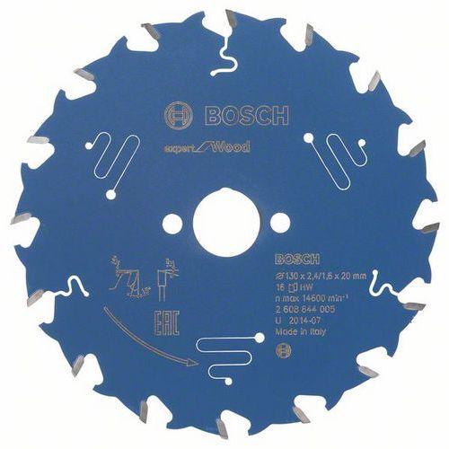 Bosch - Pilový kotouč Expert for Wood 130 x 20 x 2,4 mm, 16