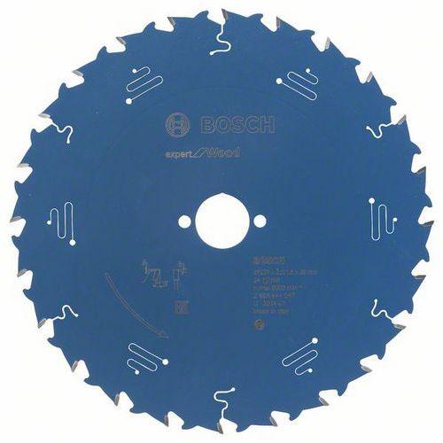Bosch - Pilový kotouč Expert for Wood 237 x 30 x 2,5 mm, 24