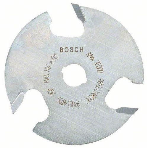 Kotoučová fréza; 8 mm, D1 50,8 mm, L 2 mm, G 8 mm