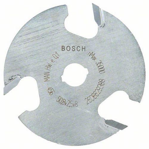 Kotoučová fréza; 8 mm, D1 50,8 mm, L 2,5 mm, G 8 mm