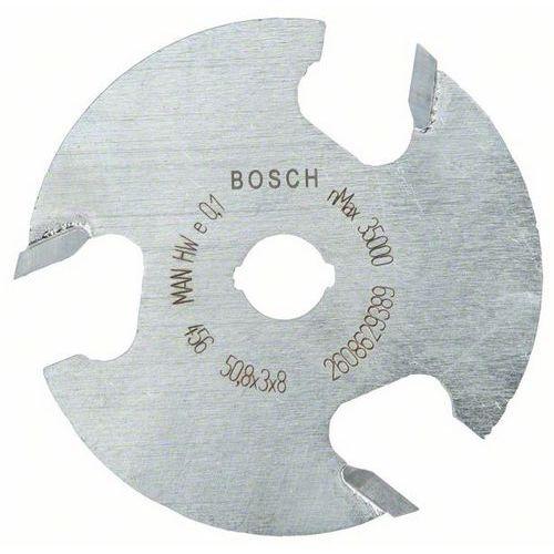 Kotoučová fréza; 8 mm, D1 50,8 mm, L 3 mm, G 8 mm