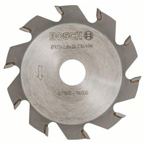 Bosch - Kotoučová fréza 10, 20 mm, 2,8 mm