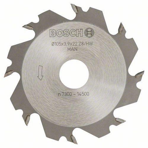 Bosch - Kotoučová fréza 8, 22 mm, 4 mm