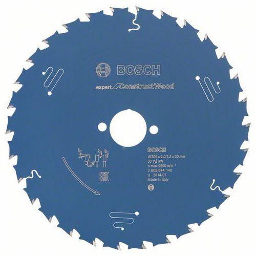 Bosch - Pilový kotouč Expert for Construct Wood 200 x 30 x 2,0 m