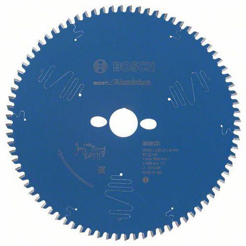 Bosch - Pilový kotouč Expert for Aluminium 250 x 30 x 2,8 mm, 80