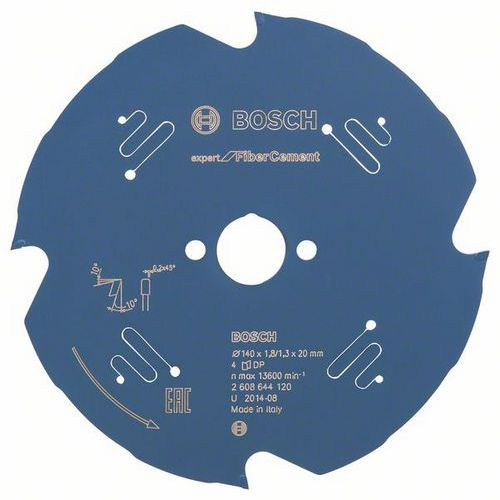 Bosch - Pilový kotouč Expert for Fiber Cement 140 x 20 x 1,8 mm, 4