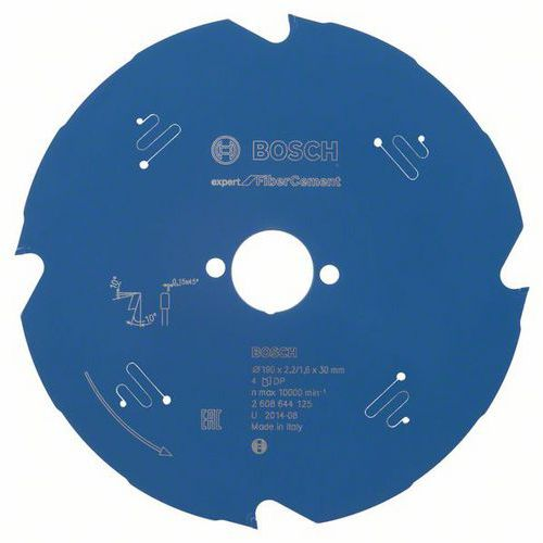 Bosch - Pilový kotouč Expert for Fiber Cement 190 x 30 x 2,2 mm, 4
