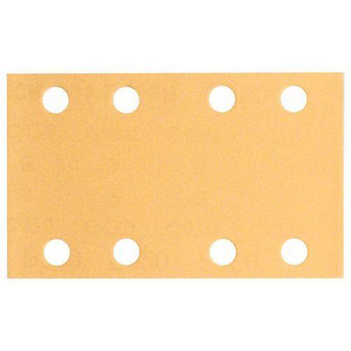 Bosch - Brusný papír C470, 80 x 133 mm, 120, 10ks x 5 BAL