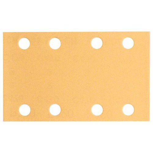 Bosch - Brusný papír C470, 80 x 133 mm, 240, 10ks x 5 BAL