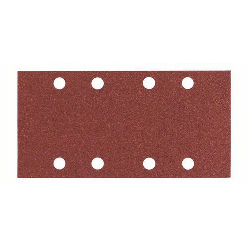 Bosch - Brusný papír C430, 93 x 186 mm, 180, 10ks x 5 BAL