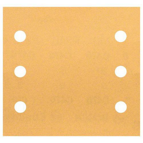 Bosch - Brusný papír C470, 115 x 107 mm, 240, 10ks x 5 BAL