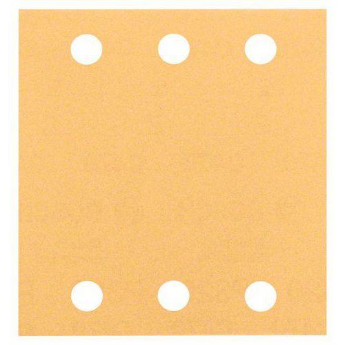 Bosch - Brusný papír C470, 115 x 107 mm, 80, 10ks x 5 BAL