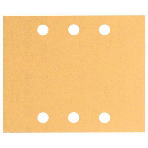Bosch - Brusný papír C470, 115 x 140 mm, 2x40; 2x60; 2x80; 2x120; 2x180, 10ks x 5 BAL