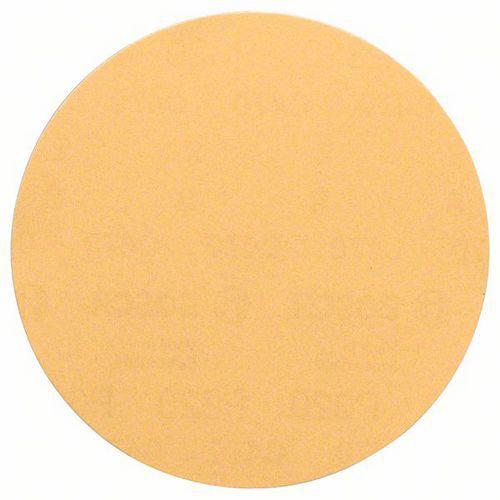 Bosch - Listy brusného papíru C470, 125 mm, 120, 10ks x 5 BAL