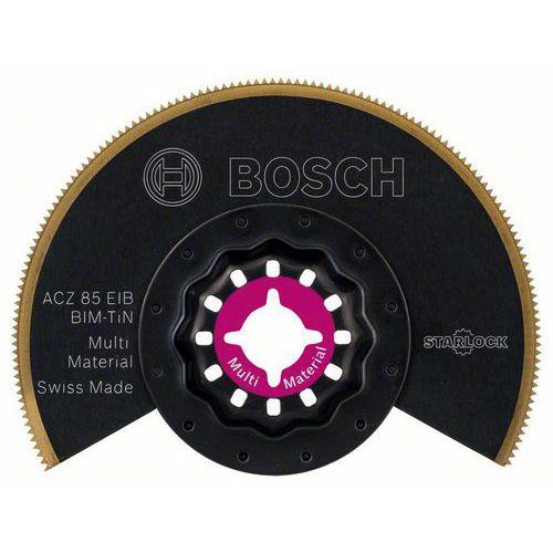 Bosch - Segmentový pilový kotouč BIM-TiN ACZ 85 EIB Multi Material 85 mm, 10ks