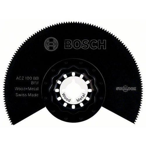 Bosch - BIM segmentový pilový kotouč ACZ 100 BB Wood and Metal 100 mm, 10ks