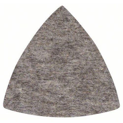 Bosch - Lešticí plsť tvrdé, 93 mm, 5 BAL
