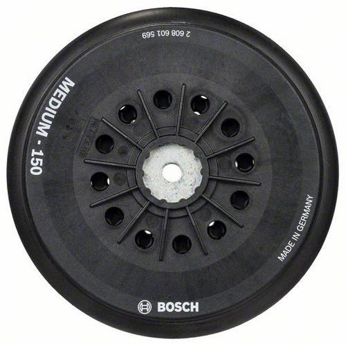 Bosch - Brusný talíř, multiděrování střední, 150 mm