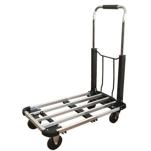 Plošinový vozík s teleskopickým madlem, do 150 kg
