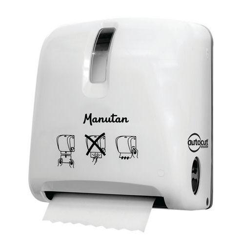 Zásobník na papírové ručníky Manutan Autocut