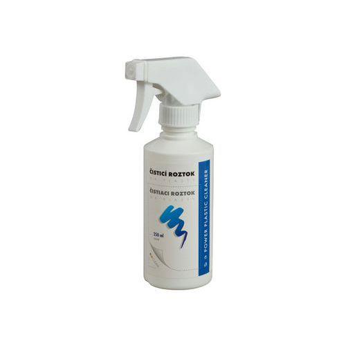 Čisticí roztok D-CLEAN POWER, na plasty, 250 ml