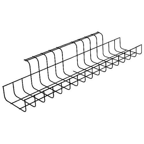 Drátěný organizér kabelů Twinco, 49 cm
