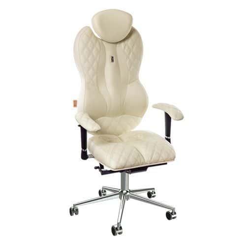 Kancelářská židle Grand, béžová