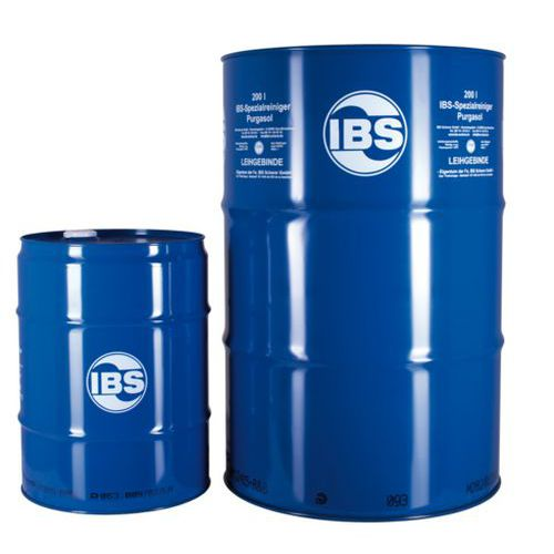 Čisticí kapaliny IBS Purgasol, 50 - 200 l