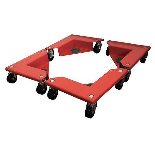 Rohové transportní plošiny, do 600 kg
