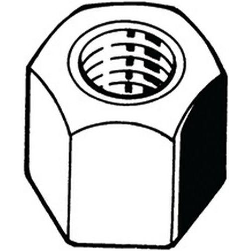 Šestihranná matice DIN 6330 B Nerezocel A4 70