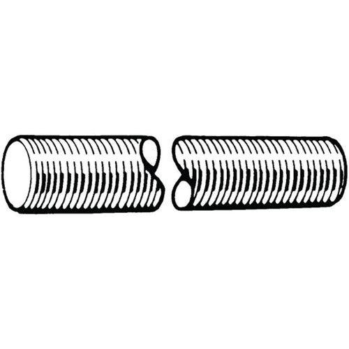 Závitová tyč, délka 1 m DIN 976-1A Ocel Bez PU 4.8 M60