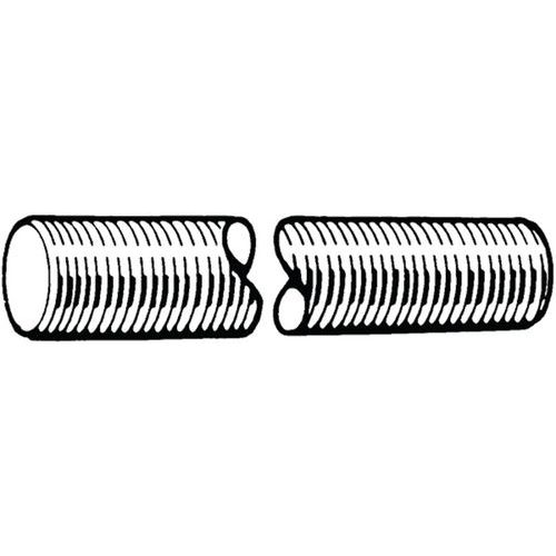 Závitová tyč, délka 1 m DIN 976-1A Ocel Bez PU 8.8 M16