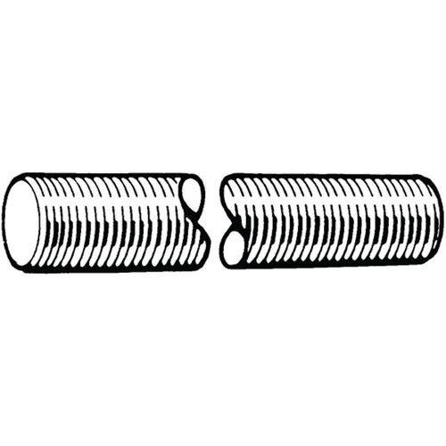 Závitová tyč, délka 2 m DIN 976-1A Ocel Pozinkované 8.8 M10