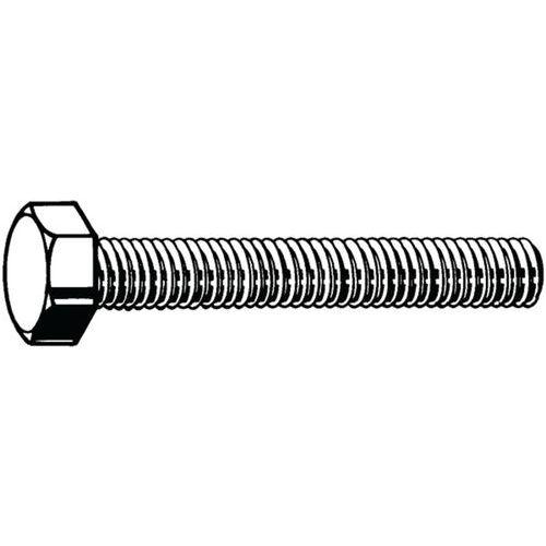 ISO metrický závitový DIN 933 Ocel Žárový zinek 8.8 M10X100/S=1