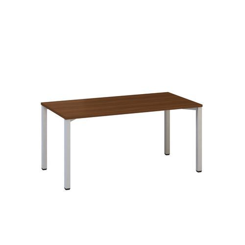 Kancelářský stůl Alfa 200, 160 x 80 x 74,2 cm, rovné provedení,