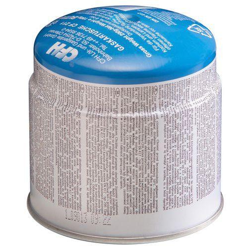 Kartuše stlačeného butanu, 190g/419 ml