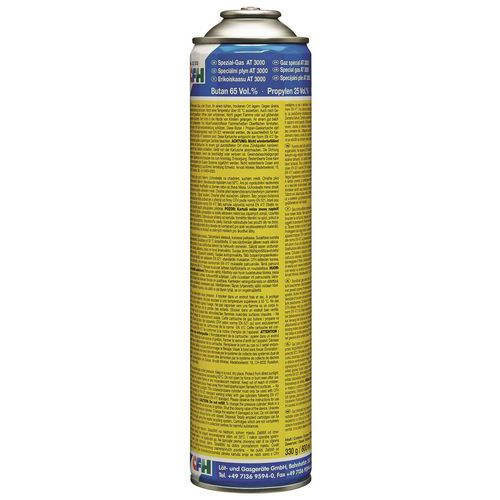 Aktivní plyn AT 3000 pro svářecí soupravu, 330 g/600 ml