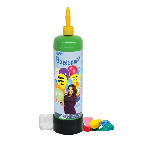 Helium party sada, 2,2 l