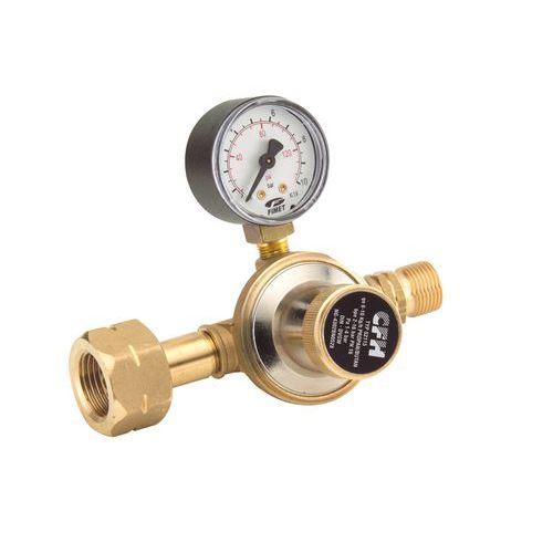 Regulátor tlaku plynu 3/8'', 1 až 4 bar, levý závit