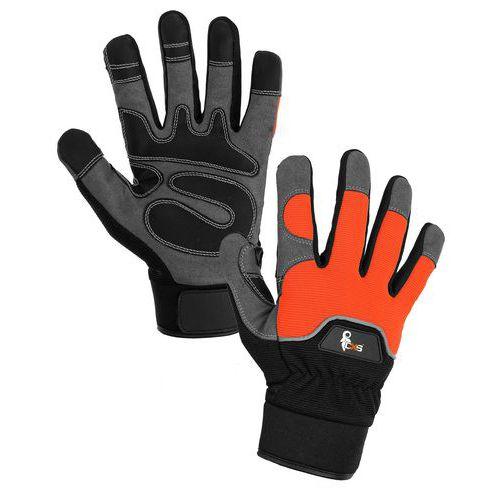 abd825d00bc Kožené rukavice CXS Puno ze syntetické kůže