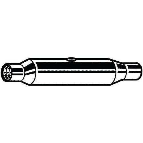 Napínací matice z trubek DIN 1478 Ocel Pozinkované 5