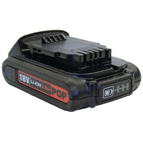 Blind rivet tool accessories