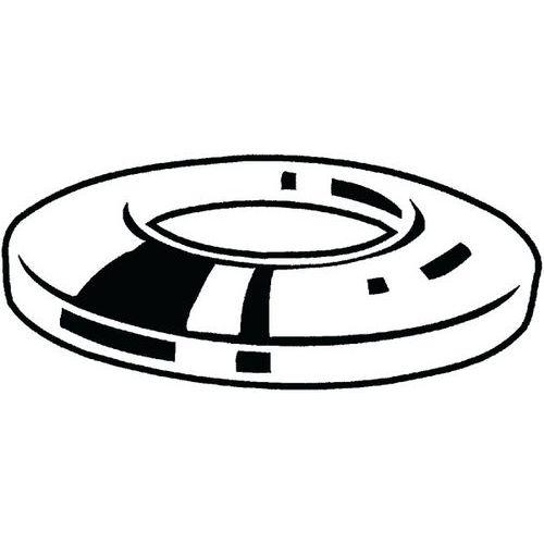 Kuželová pružná podložka pro šroubové spoje DIN 6796 Pružinová o
